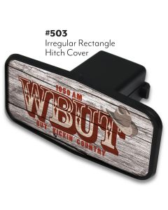 Domed Hitch Covers
