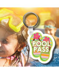 Soft Vinyl Pool Passes